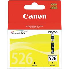 Kartuša Canon CLI-526Y (rumena), original