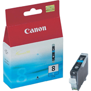 Kartuša Canon CLI-8C (modra), original
