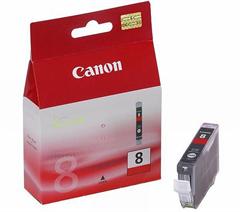 Kartuša Canon CLI-8R (rdeča), original