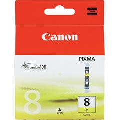 Kartuša Canon CLI-8Y (rumena), original