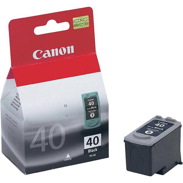 Kartuša Canon PG-40 (črna), original