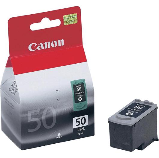 Kartuša Canon PG-50 (črna), original
