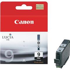 Kartuša Canon PGI-9PBK (foto črna), original