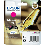 Kartuša Epson 16 (C13T16234010) (škrlatna), original