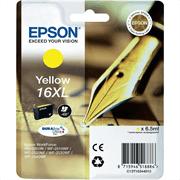 Kartuša Epson 16 XL (C13T16344010) (rumena), original