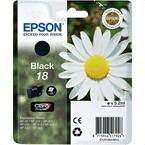 Kartuša Epson 18 (C13T18014010) (črna), original