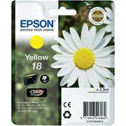 Kartuša Epson 18 (C13T18044010) (rumena), original