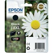 Kartuša Epson 18 XL (C13T18114010) (črna), original