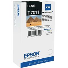 Kartuša Epson T7011 XXL (črna), original