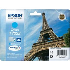 Kartuša Epson T7022 XL (modra), original