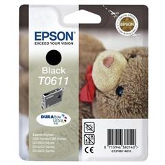 Kartuša Epson T0611 (črna), original