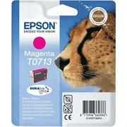 Kartuša Epson T0713 (škrlatna), original