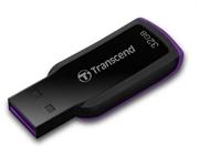 USB ključ Transcend, 32 GB, črna (vijolična)