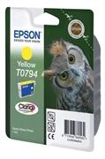 Kartuša Epson T0794 (rumena), original