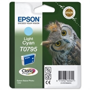 Kartuša Epson T0795 (svetlo modra), original