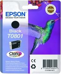 Kartuša Epson T0801 (črna), original