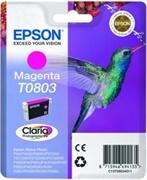 Kartuša Epson T0803 (škrlatna), original