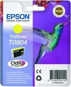 Kartuša Epson T0804 (rumena), original