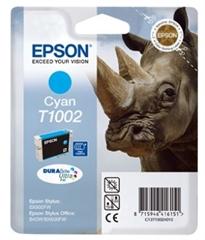 Kartuša Epson T1002 (modra), original