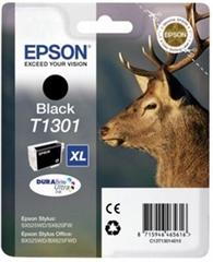 Kartuša Epson T1301 (črna), original