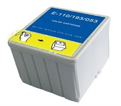 Kartuša za Epson T038 (črna), kompatibilna