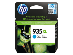 Kartuša HP C2P24AE nr.935XL (modra), original