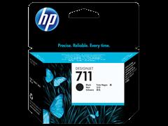 Kartuša HP CZ133A nr.711 (črna), original