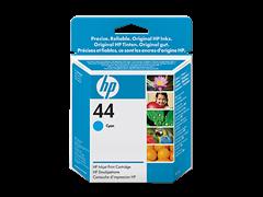 Kartuša HP 51644CE nr.44 (modra), original