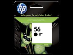 Kartuša HP C6656AE nr.56 (črna), original