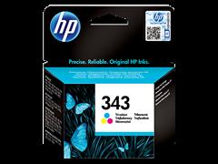 Kartuša HP C8766EE nr.343 (barvna), original