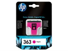 Kartuša HP C8772EE nr.363 (škrlatna), original