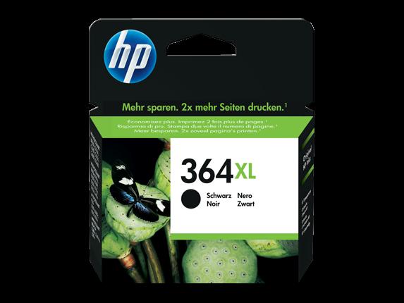 Kartuša HP CN684EE nr.364XL (črna), original
