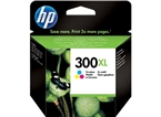 Kartuša HP CC644EE nr.300XL (barvna), original