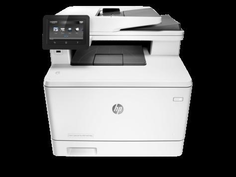 Večfunkcijska naprava HP Color LaserJet MFP M477fdw (CF379A)