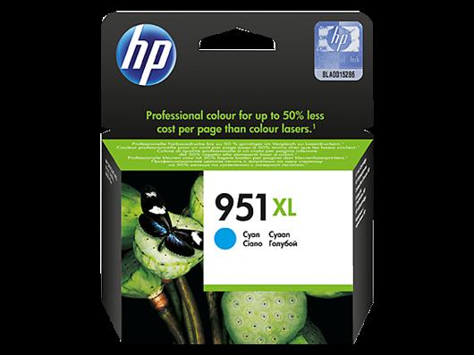 Kartuša HP CN046AE nr.951XL (modra), original