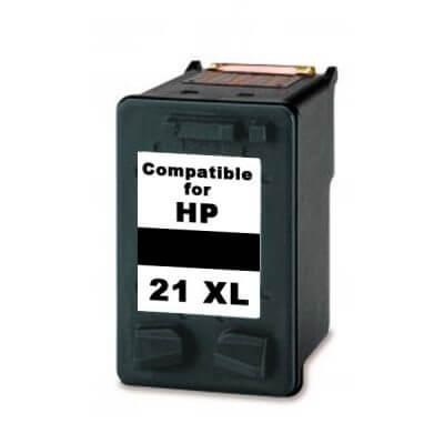 Kartuša za HP C9351CE nr.21XL (črna), kompatibilna
