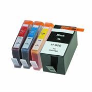 Komplet kartuš za HP C2N92AE nr.920XL (BK/C/M/Y), kompatibilen