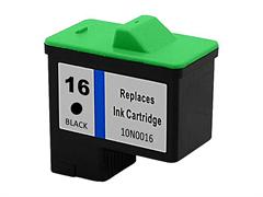 Kartuša za Lexmark 10N0016E nr.16 (črna), kompatibilna