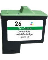 Kartuša za Lexmark 10N0026E nr.26 (barvna), kompatibilna