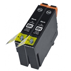 Komplet kartuš za Epson 18 XL (črna), dvojno pakiranje, kompatibilen
