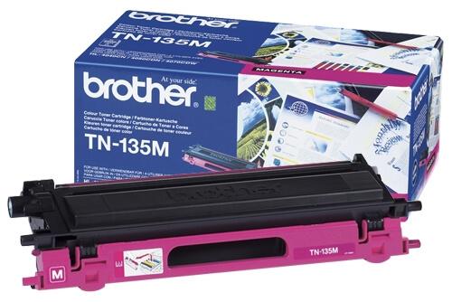 Toner Brother  TN-135 M (škrlatna), original