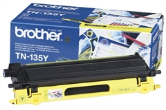 Toner Brother  TN-135 Y (rumena), original