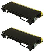 Toner za Brother TN-2000 (črna), dvojno pakiranje, kompatibilen