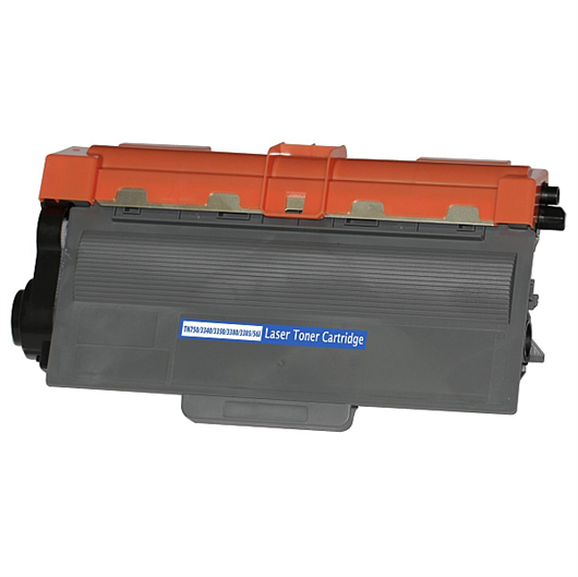 Toner za Brother TN-2220 (črna), kompatibilen