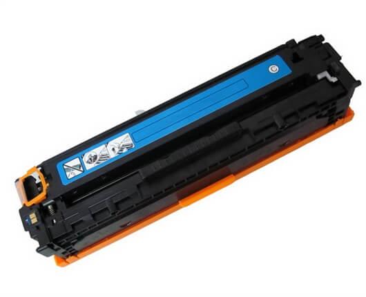 Toner za HP CB541A 125A (modra), kompatibilen