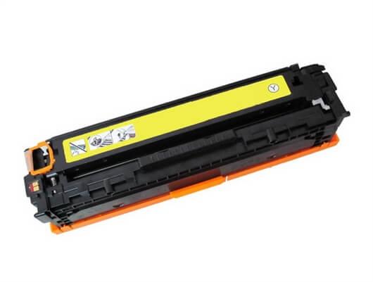 Toner za Canon CRG-718Y (rumena), kompatibilen