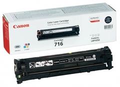 Toner Canon CRG-716BK (1980B002AA) (črna), original