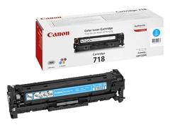 Toner Canon CRG-718C (2661B002AA) (modra), original