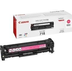 Toner Canon CRG-718M (2660B002AA) (škrlatna), original