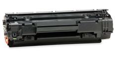 Toner za HP CB436A (črna), kompatibilen